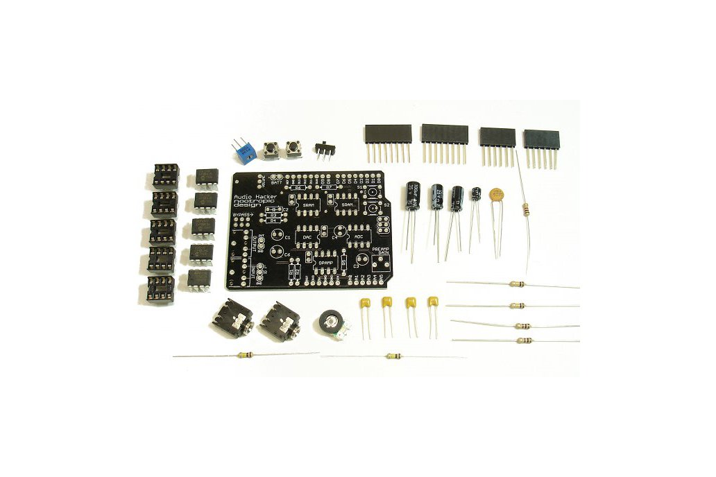 Audio Hacker Shield - Kit 3