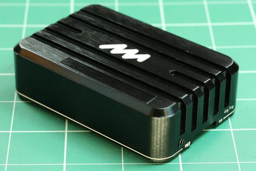 Aluminum Case for Raspberry Pi 3 2