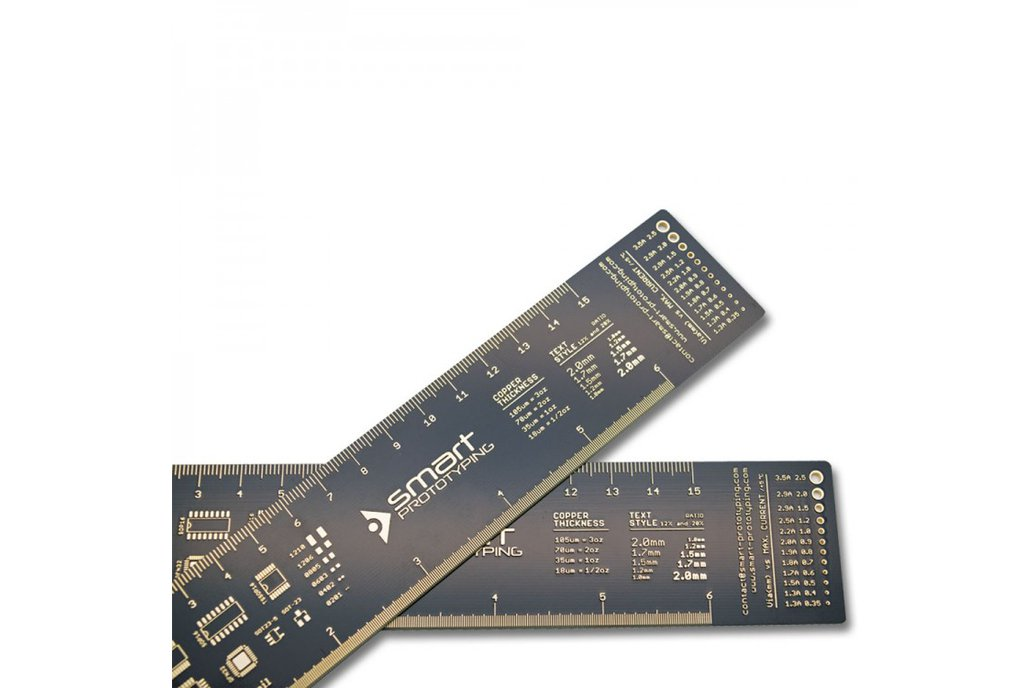 New version PCB Ruler 4