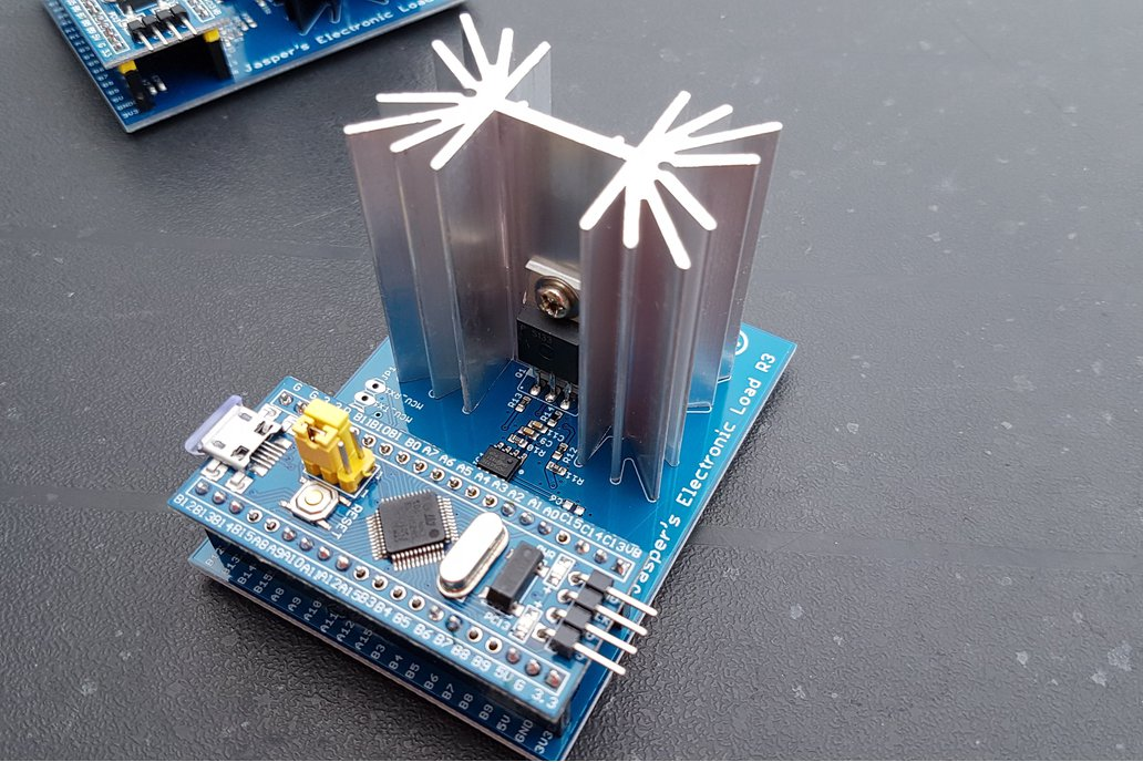 Arduino Electronic Load R3 7