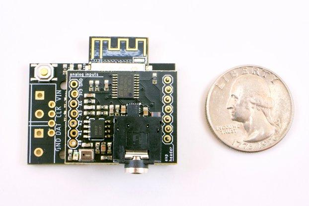 ElectroMage Pixelblaze Sensor Expansion Board