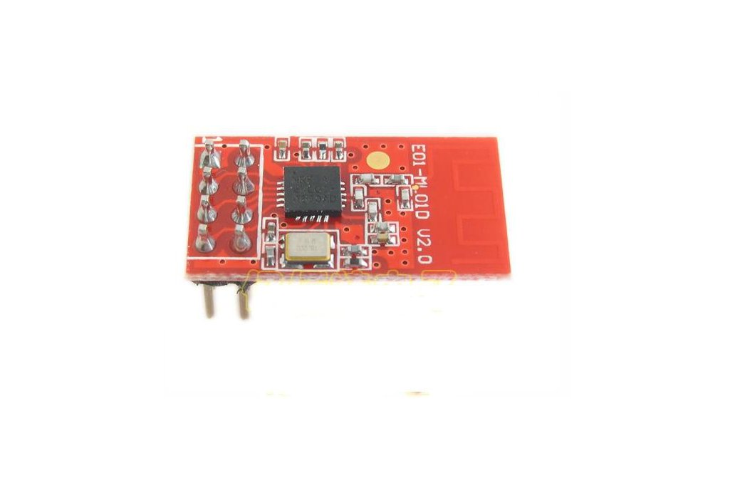 2pc nRF24L01 + 2.4G wireless transceiver module 1