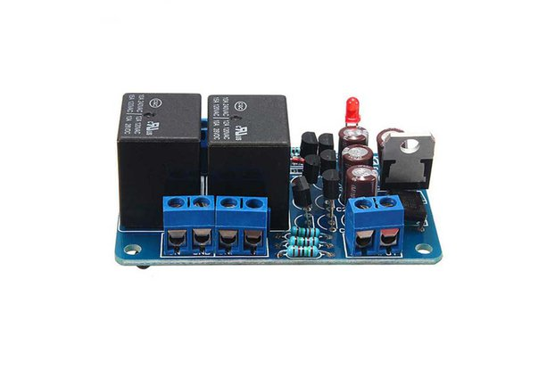 Audio Amplifier Speaker Protection Board DIY Kit