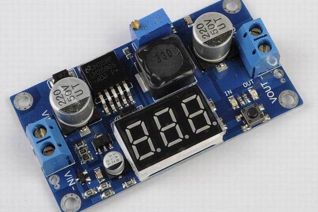 DC-DC LM2596 Power Module(2902)
