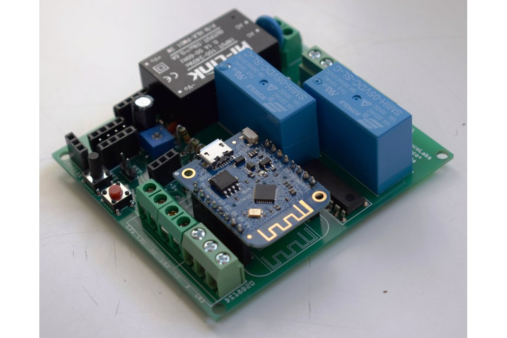 Conuco Plus V2 Universal WiFi Controller 1