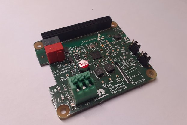KNX Raspberry Pi HAT