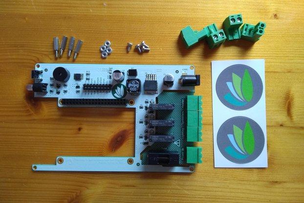 Freya Controller PCB