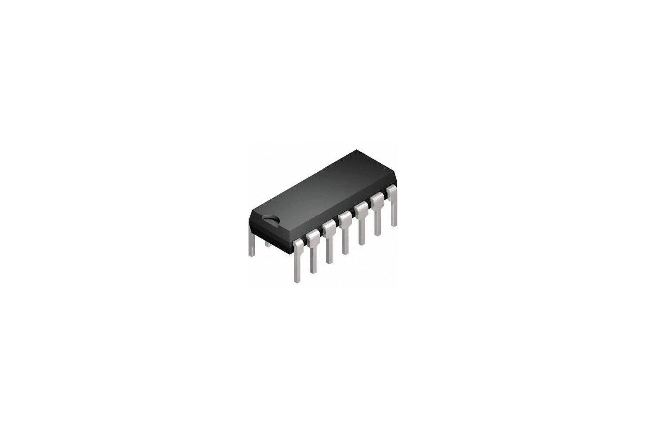 PIC Chip With Firmware (STRUM/SWITCHER/ARPIE)