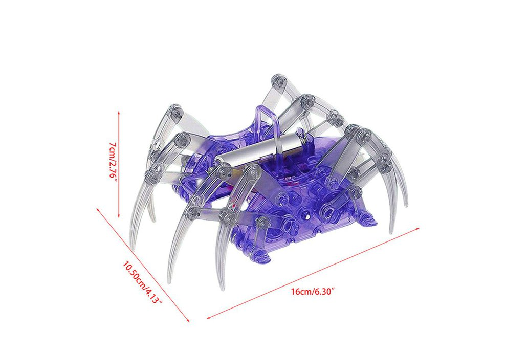 DIY Spider Robot Kit 3
