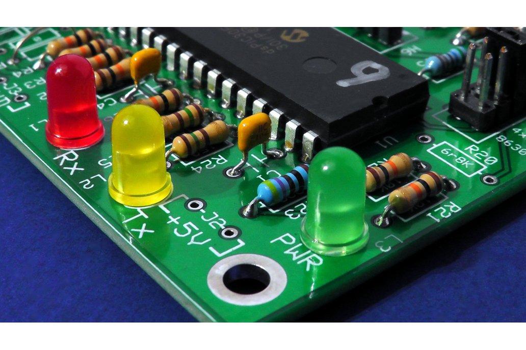 007-U 'Agent' Control Panel Interface Processor 4