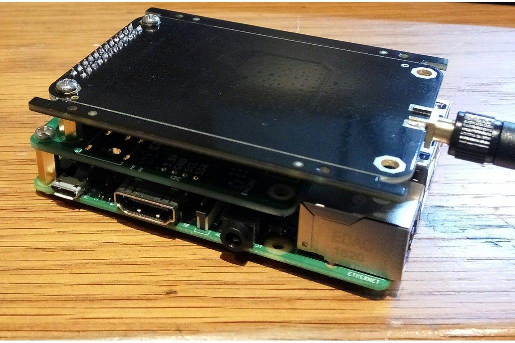 RAK831 Raspberry Pi Breakout/Backplane 1