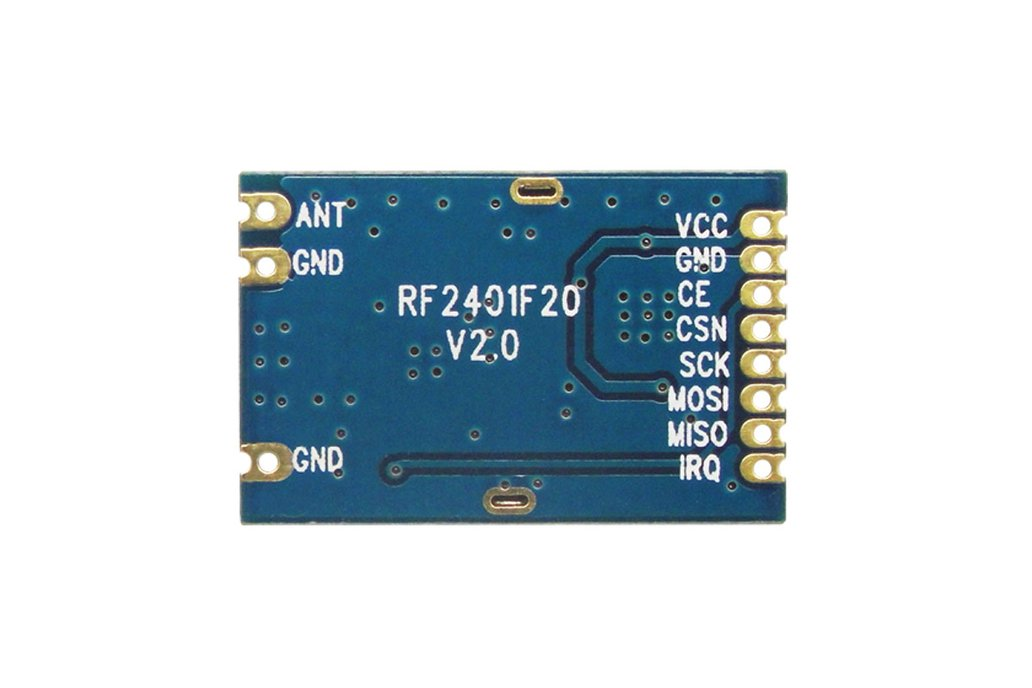 2pcs RF2401F20 2.4G Wireless Transceiver Module  2